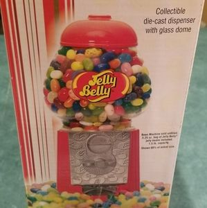Mini Jelly Belly collectible die cast dispenser